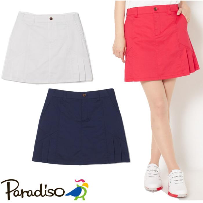 ●2020 S/S Paradiso パラディーゾウェア【レディース】スカート RSL31L