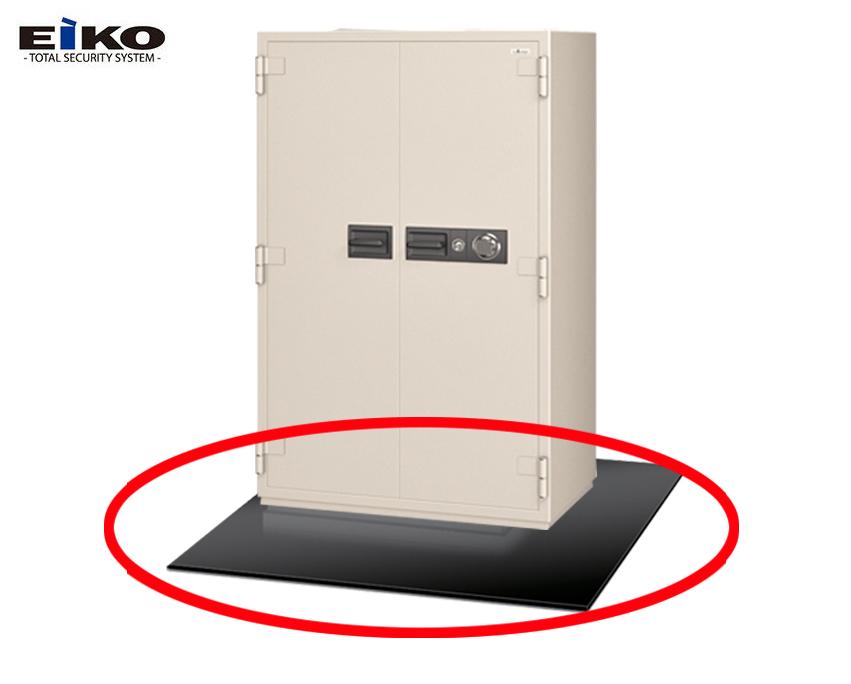 受注生産品 ベースボード FBNCW30 金庫持ち去り防止。後加工無しで床やベースボードに固定できる設定がされています。また地震による転倒も防止しますeikoエーコー固定工事費用が別途必要です[代引き不可]