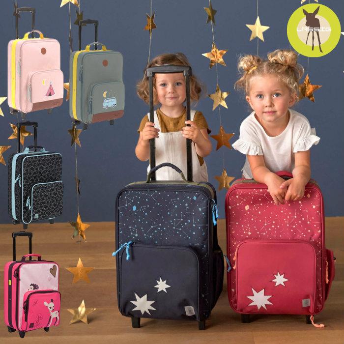 送料無料 スーツケース キャリーケース キャリーバッグ 子供用 キャリーカート かわいい トローリー キッズ 旅行 トラベルバッグ 小学生 8柄 誕生日 レッシグ lessig トランク