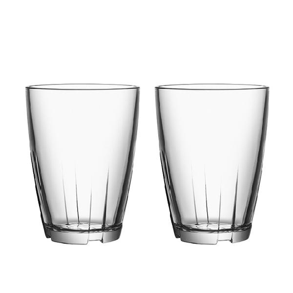 ギフトにおすすめ 結婚祝い 誕生日祝い 引越し祝い 北欧 インテリア 大決算セール 雑貨 北欧食器 KOSTA BODA コスタ 2Pセット ギフト ボダ BRUK シンプル 定番グラス ガラス 北欧デザイン タンブラーL 公式ショップ 透明 グラス