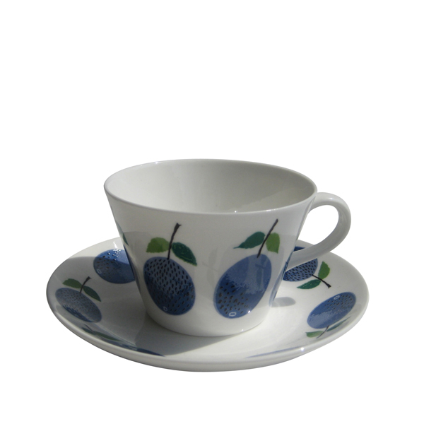 【大特価!!】 GUSTAFSBERG(グスタフスベリ) PRUNUS プルヌス コーヒーカップ&ソーサー / 北欧食器 復刻版 送料無料, あいあいメガネ 1d64490c