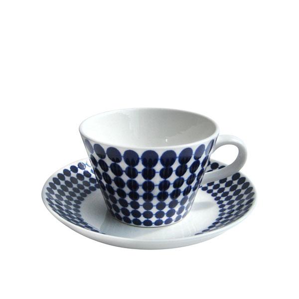 GUSTAFSBERG(グスタフスベリ) ADAM アダム コーヒーカップ&ソーサー / 北欧食器 復刻版 送料無料