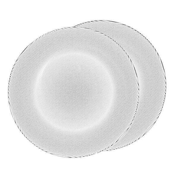 【KOSTA BODA】コスタ ボダ LIMELIGHT ディナープレート 2P/ お皿 食器 北欧食器 ガラス シンプル