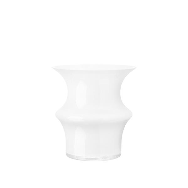 【KOSTA BODA】コスタ ボダ PAGOD フラワーベース S ベージュ /花瓶 北欧デザイン シンプル ガラス ギフトプレゼント