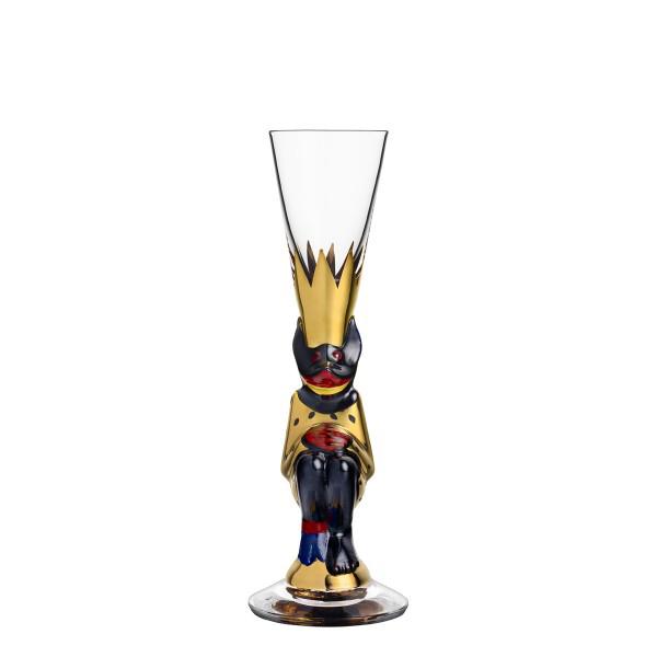 【Orrefors】オレフォス NOBEL スナップスグラス ゴールド / ノーベル賞 ギフト 贈り物 記念品 送料無料