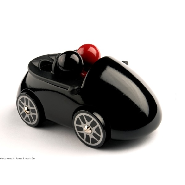 PLAYSAM(プレイサム)Xtreamliner Cab Black 21160 / おもちゃ オブジェ 木製 ギフト