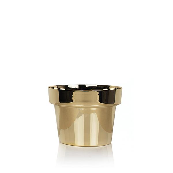 SKULTUNA(スクルツナ) フラワーポット ハーブ No.790-H / 植木鉢 シンプル スタイリッシュ モダン