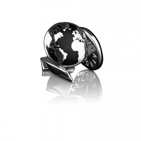 SKULTUNA(スクルツナ)カフリンクス  THE WORLD / ギフト メンズアクセサリー