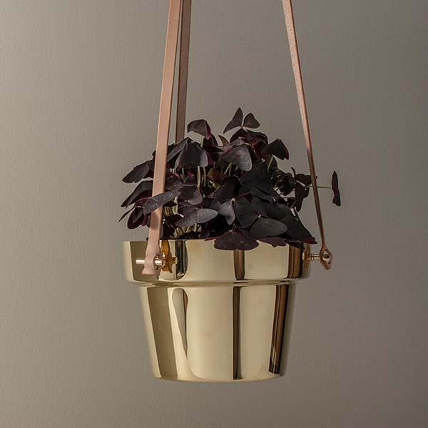 SKULTUNA(スクルツナ) ハンギングフラワーポット No.H790-S / 植木鉢 シンプル スタイリッシュ モダン