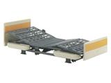 パラマウントベッド新楽匠 らくらくモーションシリーズ樹脂製ボード・木目タイプ(ライト色)ボード木目/サイド標準幅91cm 長さ180cm(Aミニ)
