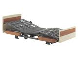 パラマウントベッド新楽匠 らくらくモーションシリーズ樹脂製ボード・木目タイプ(ダーク色)ボード木目/サイド木目幅83cm 長さ180cm(Dミニ)