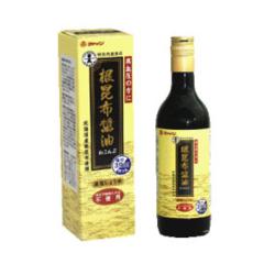 株式会社ファイン根昆布醤油 500ml×10本セット【特別用途食品】