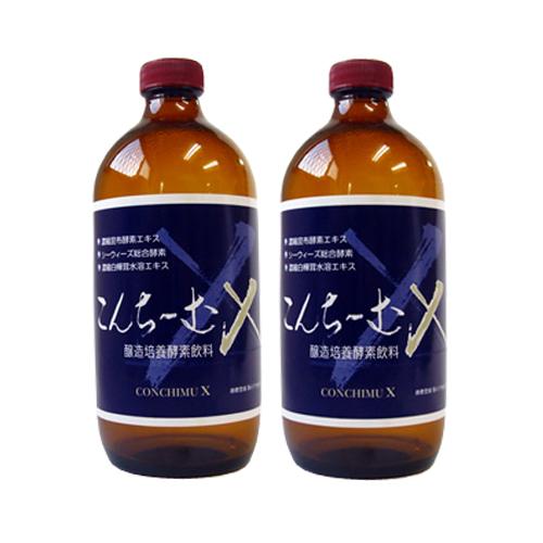 太洋飲料『こんちーむX 500ml×2本』(ご注文後のキャンセルは出来ません)