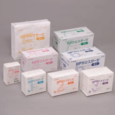 オオサキメディカル株式会社『RPクロスガーゼ5号 (30cm×30cm) 平 200枚入』×3個【一般医療機器】(発送までに7~10日かかります・ご注文後のキャンセルは出来ません)