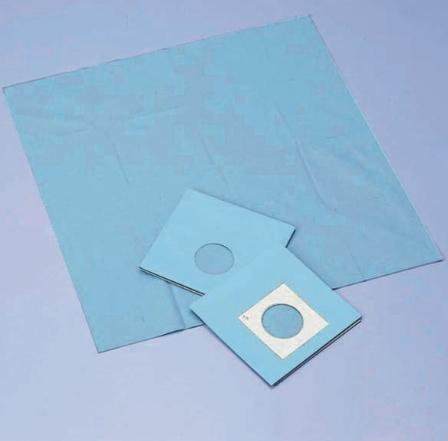 オオサキメディカル株式会社『滅菌オオサキドレープF 909 (90cm×90cm)50袋』【一般医療機器】(発送までに7~10日かかります・ご注文後のキャンセルは出来ません)