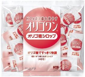 株式会社HプラスBライフサイエンスオリゴワン オリゴ糖シロップ 分包 7g×40包×12袋(発送までに5日前後かかります・ご注文後のキャンセルは出来ません)
