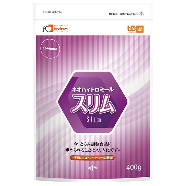 株式会社フードケア『ネオハイトロミール スリム 400g×12袋』(発送までに5日前後かかります・ご注文後のキャンセルは出来ません)