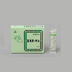 【第2類医薬品】【6月25日までポイント5倍】剤盛堂薬品 ホノミ漢方『エスマーゲン 21包入』×10