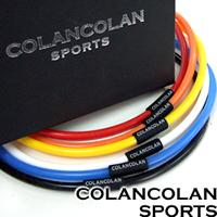 トーメイエージェンシー株式会社COLANCOLAN(コランコラン)SPORTS ネックレスブルーM