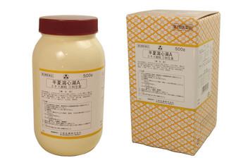 【第2類医薬品】三和生薬株式会社半夏瀉心湯Aエキス細粒 500g(はんげしゃしんとう)