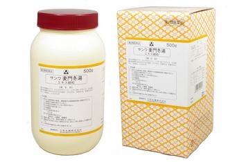 【第2類医薬品】三和生薬株式会社サンワ麦門冬湯エキス細粒 500g(ばくもんどうとう)