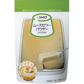 キューピー株式会社ジャネフムースゼリーパウダー 抹茶風味 1kg×5個セット【栄養補給食:介護食】【この商品は発送までに1週間前後かかります】【この商品はご注文後のキャンセルが出来ません】