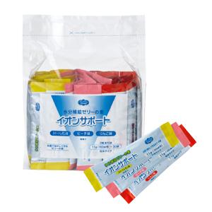 ヘルシーフード株式会社イオンサポート スティック 詰め合せ 11g×3種×10 12袋(発送までに7~10日かかります・ご注文後のキャンセルは出来ません)