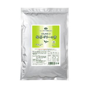 ヘルシーフード株式会社イオンサポート 緑茶ゼリーの素 徳用 1kg 6袋(発送までに7~10日かかります・ご注文後のキャンセルは出来ません)