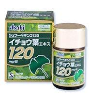 【特典付き】アサヒフード&ヘルスケア シュワーベギンコ120 60粒