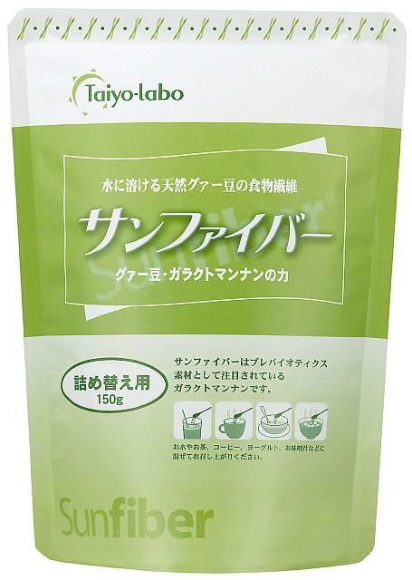 太陽化学株式会社タイヨーラボサンファイバー 詰め替え用150g × 6【JAPITALFOODS】 (発送までに7~10日かかります・ご注文後のキャンセルは出来ません)