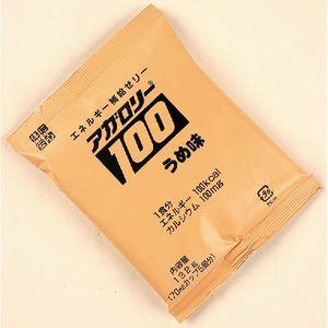キッセイ薬品工業株式会社 アガロリー100 うめ 132g×5袋入り×8個セット【商品到着までに5日前後かかる場合がございます・この商品は御注文後のキャンセルができません】