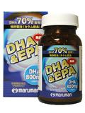 マルマンバイオ株式会社 無臭DHA&EPA 52.8g(440mg×120粒)×3個セット【商品到着までに7-10日程度かかります】