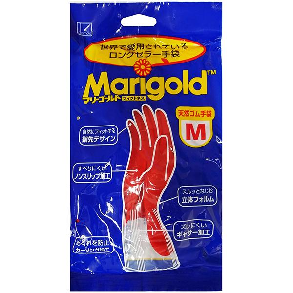 オカモト株式会社マリーゴールドフィトネス手袋M×60個セット