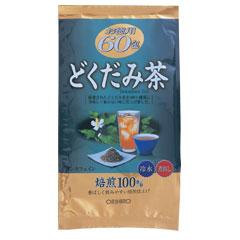 (品薄のため発送までにお時間を頂いております。1811)オリヒロ株式会社徳用どくだみ茶60包 3g×60包×40箱セット