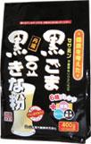 山本漢方製薬株式会社 黒ごま黒豆きな粉200g×2袋×お得な20セット