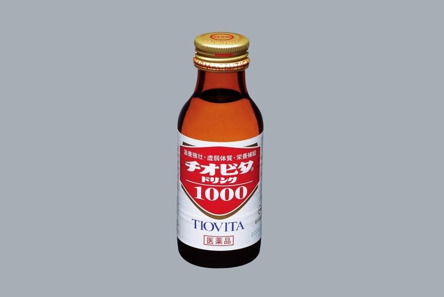 【第3類医薬品】【発T】大鵬薬品チオビタドリンク1000 100ml×100本
