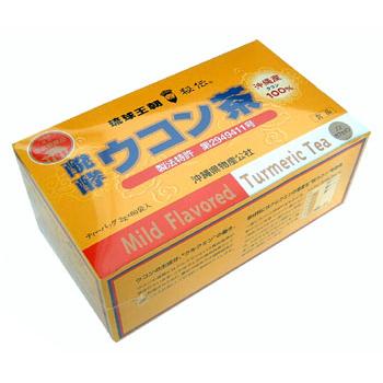 【スーパーSALE開催中!】株式会社琉球バイオリソース開発醗酵ウコン茶(大) (2g×60包)×6個セット