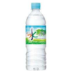 【ポイント10倍!要エントリー】アサヒ飲料アサヒ おいしい水 六甲 600ml×96本セット<天然水>
