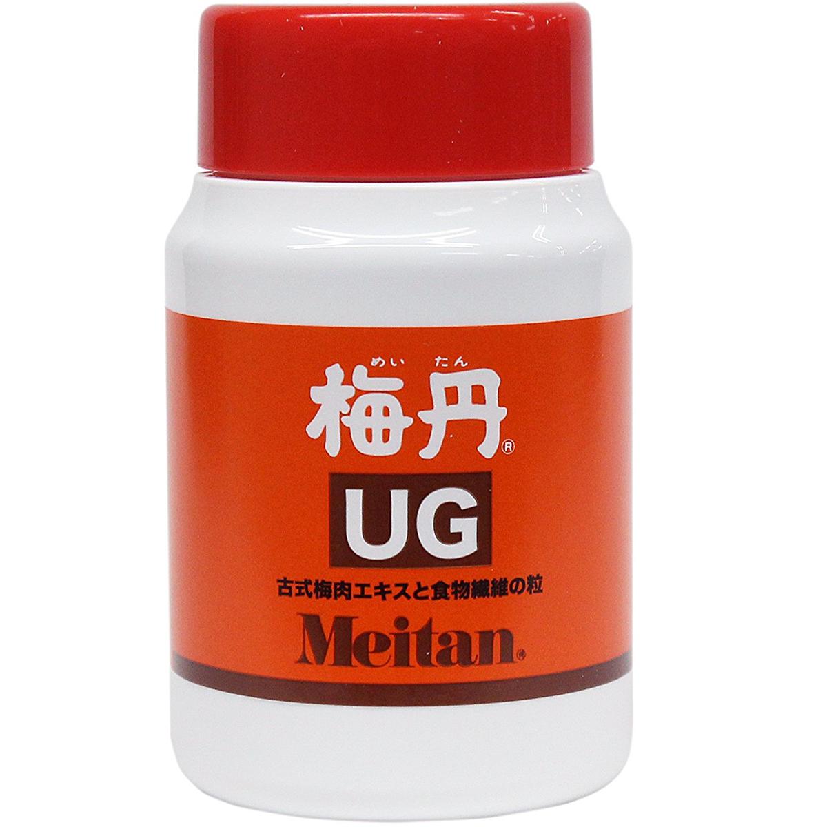 株式会社梅丹本舗 梅肉UG 180g(約720粒)入<古式梅丹エキス+食物繊維>