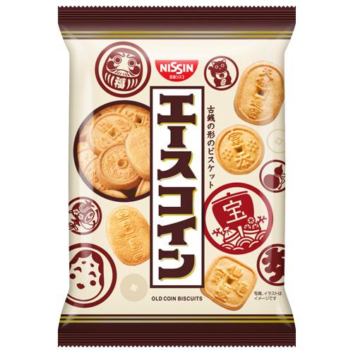 【送料無料】日清シスコ株式会社エースコイン(150g)×10個セット