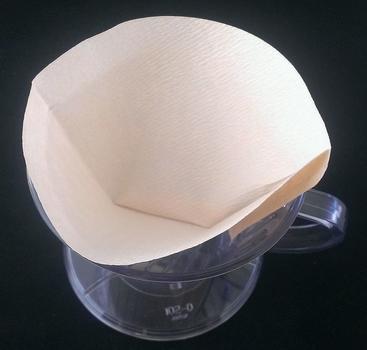 無漂白 ペーパーフィルター 102 3~4杯用 400枚 40枚入り×10袋 オーガニック 珈琲 アウトレットセール 特集 使えばわかる フィルター 安定の抽出力 日本メーカー新品 品質重視 でどうぞ バージンパルプ使用 針葉樹