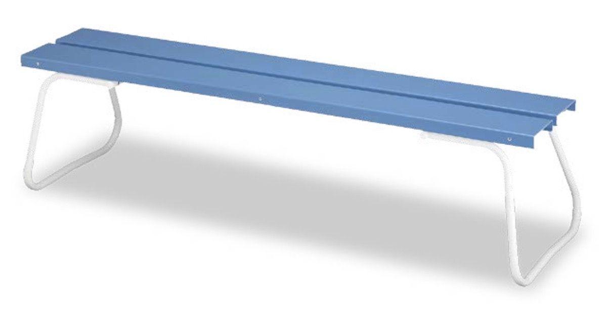 コンドル 屋外用ベンチ 樹脂ベンチ 背なしECO YB97LPC 送料無料激安祭 新作送料無料 NO1800