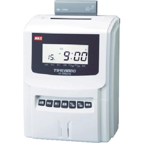 MAX PCリンクタイムレコーダ ER-231S2 PC7147 新居祝い 一番売れた*** 防災