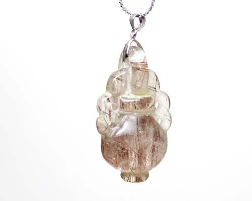 レッドルチルクォーツ ペンダント ルチルクォーツ ペンダント レッドルチル ペンダントトップ |赤針水晶 ペンダント|天然石|パワーストーン|針水晶|