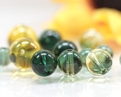 绿色绿色石英晶体 AAAA 珠 6 毫米粮食销售卖石天然石珠粒出售 6 毫米球 | AAAA 珠 6 毫米石天然石头珠子粮食卖出 (卖出) |
