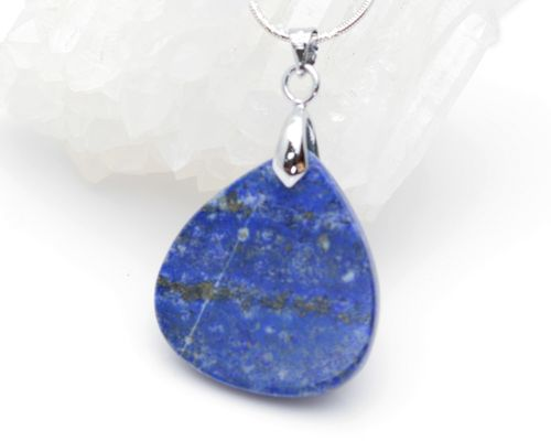 pacific lazuli necklace lapis and unique product pendant unicef wisdom market uk sterling