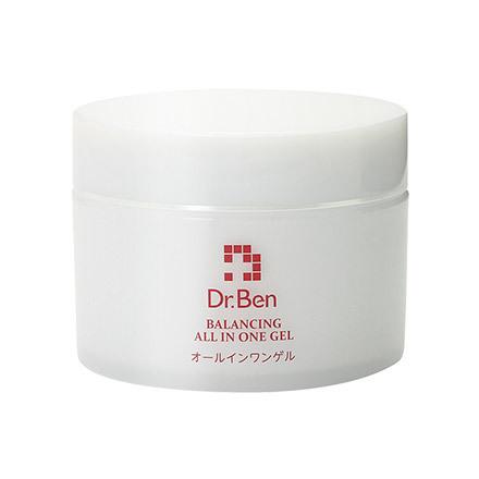 在日本新品牌 Dr.Ben (医生本) 渗透平衡全押小山 (美容凝胶) 100 g