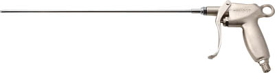 TRUSCO エアダスター 引金式 ニップルタイプ ノズル300mm 祝開店大放出セール開催中 新発売