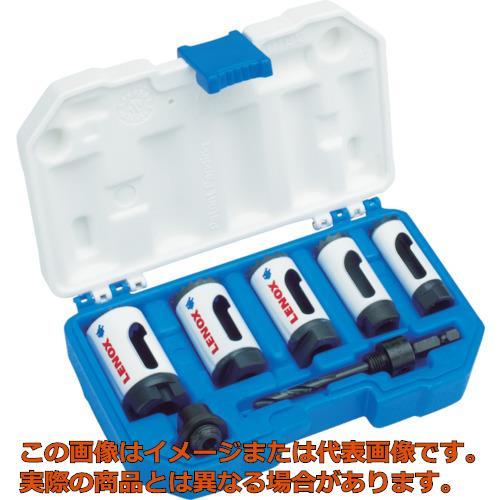 LENOX バイメタルホールソーセット 自動車用 500A 30805500A
