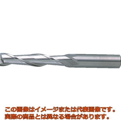 三菱K 2枚刃汎用エンドミルロング27.0mm 2LSD2700